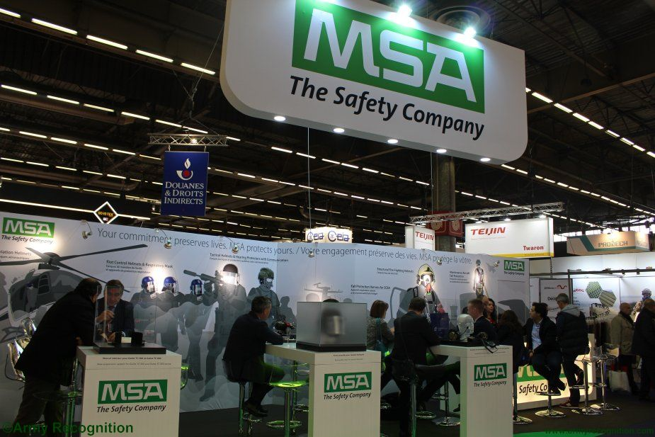 Milipol 2017: MSA Safety spotlights innovative protection