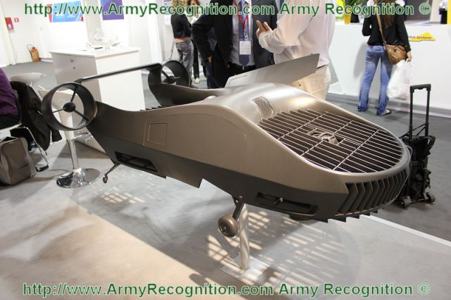 At Paris Air Show 2011, the Israeli Company Urban aeronautics presents its tactical Unmanned Aerial System (UAS), the AirMule. This UAS can help combatants reclaim an essential edge by enabling precise point to point support and medical evacuation solution in battle conditions that are increasingly averse to conventional rotor-aircraft access.