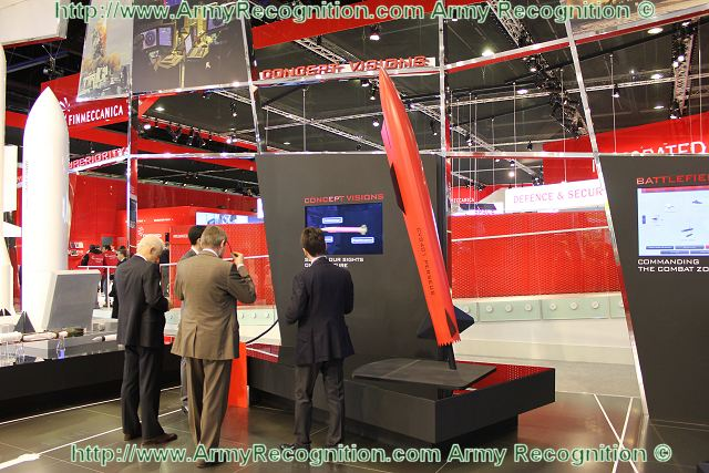 mbda presents the cvs401 perseus a visionary naval and land attack weapons missile system