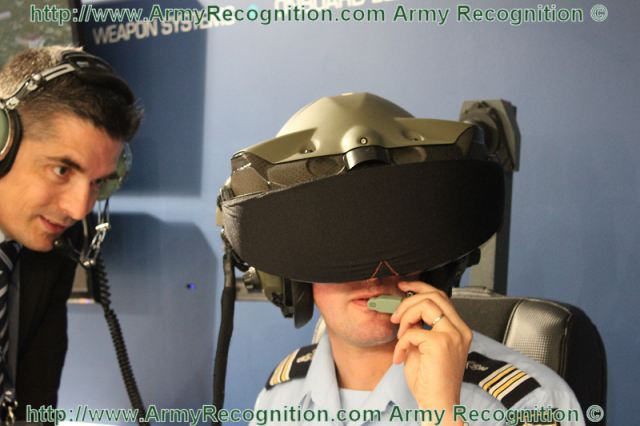 Thales is presenting for the first time at Paris Air Show 2011 – stand ST-N84 – its high-performance TopOwl Helmet Mounted Sight Display (HMSD) featuring augmented reality, a new capability further enhancing helicopter pilots situational awareness in difficult visibility conditions.