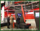 At Paris Air Show 2011, the Defence Company MBDA unveils a new visionary concept of naval and land attack weapon missile system, the CVS 401 Perseus, in the global project Concept Visions.