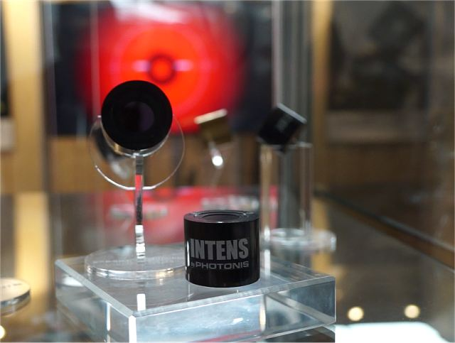 Photonis INTENS Image Intensifier Tubes fully compliant to 4G Night Vision standard SOFINS 2015 640 001