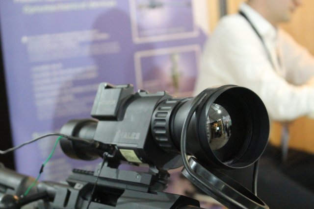 Scrome showcases its innovative thermal weapon sights and scopes at SOFINS 2017 640 001