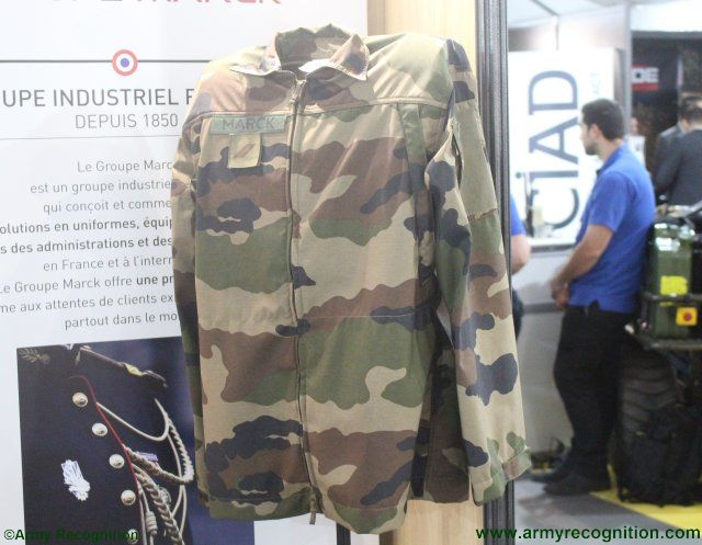 VTN spotlights latest nnovations in military clothing at SOFINS 2017 640 003