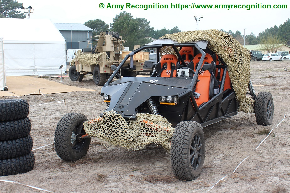 SOFINS 2019 BOOXT showcases its ultra light buggy