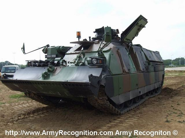 simple leclerc mars moyen adapt de remorquage spcifique armoured recovery vehicle with. Black Bedroom Furniture Sets. Home Design Ideas