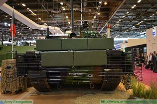 Leclerc Scorpion XLR MBT main battle tank technical data sheet specifications pictures video information description intelligence identification Nexter Systems France French army defence industry military technology