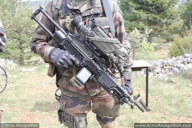 Felin Sagem Future Soldier Infantry Equipment Soldier Gear