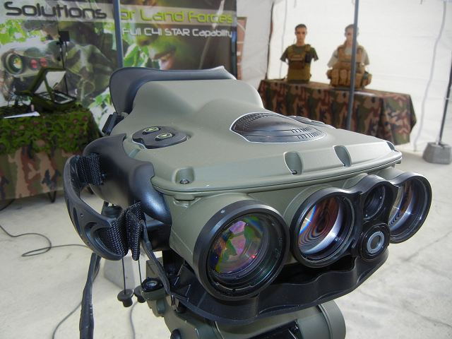 Sagem (Safran) has delivered the first 150 JIM LR 2 multifunction long-range infrared binoculars to the French army, in line with the original delivery schedule. This delivery was part of the JIR TTA NG (1) program, covering a total of 1,175 multifunction binoculars. The program contract was awarded by French defense procurement agency DGA to Sagem, as prime contractor, in December 2010.
