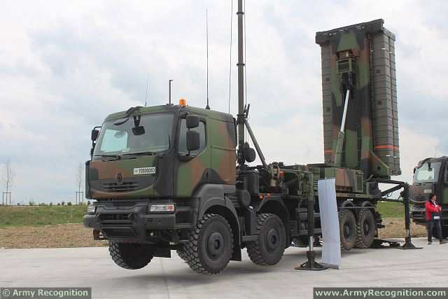 The SAMP/T also called MAMBA in the French army is a theatre antimissile system designed to protect the battlefield and sensitive tactical sites (such as airports and sea ports) against all current and future airborne threats, including cruise missiles, manned and unmanned aircraft and tactical ballistic missiles in the 600 km range class.