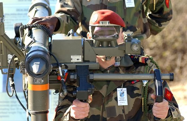 The new Matis MP3 optronic aiming sight offered by Sagem (Safran group) has been chosen by missile manufacturer MBDA to modernize the French army's Mistral surface-to-air firing posts.
