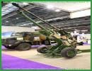 105 LG Mk III Nexter Systems digital towed artillery canon howitzer French France technical data sheet description information identification pictures