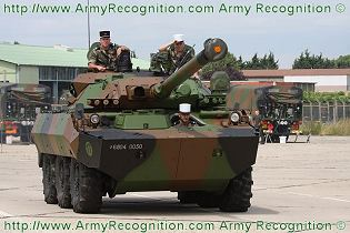 AMX-10RCR upgraded reconnaissance anti-tank 6x6 armoured vehicle data sheet specifications information description pictures photos images video intelligence identification Nexter Systems France French army defence industry military technology