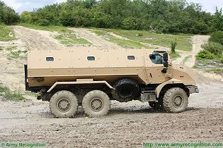 Higuard MRAP 6x6 Mine-Resistant Ambush Protected vehicle technical data sheet specifications information description pictures photos images video intelligence identification Renault Trucks Defense France French army defence industry military technology