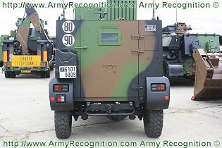PVP Panhard Light Protected Armoured Liaison All-terrain vehicle technical data sheet specifications information description intelligence identification pictures photos images video France French Defence Industry army military technology