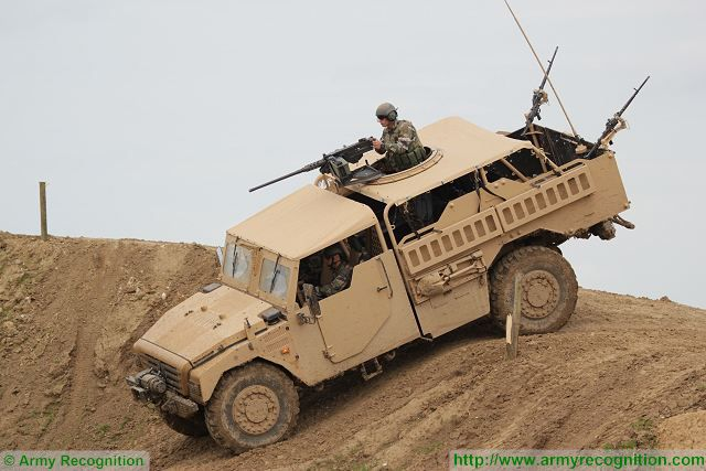 Sherpa light SF Special Forces 4x4 armoured vehicle Renault Trucks Defense France French defense industry 640 001