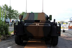 Sphinx Panhard EBRC armoured vehicle reconnaissance combat technical data sheet specifications information description intelligence identification pictures photos images France French Army Scorpion program