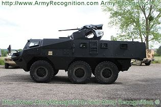VAB Mark Mk 3 Mk3 wheeled armoured vehicle personnel carrier technical data sheet specifications information description intelligence identification pictures photos images video Renault Trucks Defense France French Defence Industry army military technology