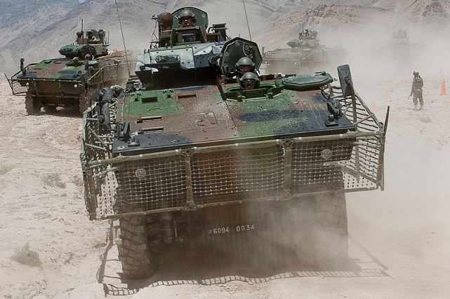 Nexter Systems wishes to confirm it has submitted two bids in response to the Government of Canada's Request for Proposals for the Close Combat Vehicle (CCV) program. The first solution proposed is the VBCI 25 equipped with a 25 mm one-man turret, which is based upon the vehicle currently in use by the French Army.