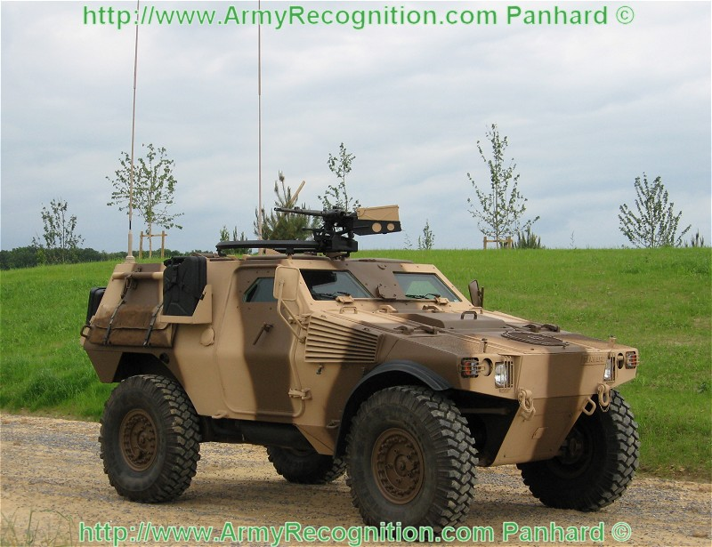 Russia could buy 1,000 light wheeled armoured vehicles VBL from the French Company Panhard for the Ministry Interior troops and to obtain adapted technologies, declared to RIA Novosti a spokesperson of the French manufacturer Panhard.