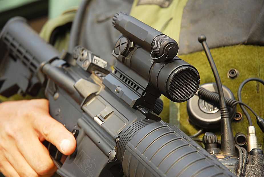 Aimpoint from Sweden to supply 3800 peces of CompM4 red dot sights to Berlin Police 925 001
