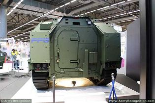 PMMC G5 FFG Protected Mission Module Carrier tracked armoured technical data sheet specifications information description intelligence pictures photos images identification Germany German army defense industry army military technology