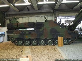 Kodiak tracked engineer armoured vehicle technical data sheet specifications information description intelligence pictures photos images identification Germany German army Rheinmetall RUAG defense industry military technology