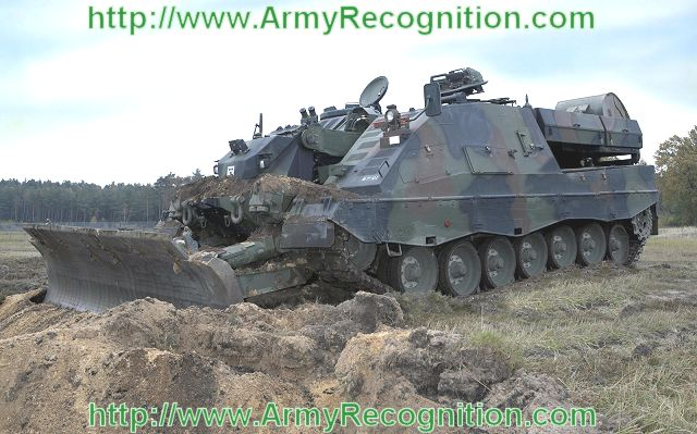 Germany german army rheinmetall ruag defense industry military