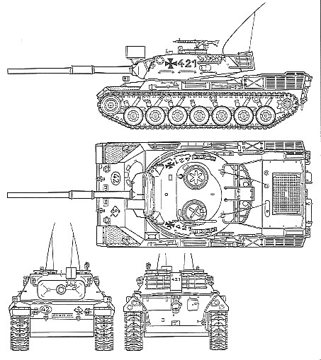 how to draw tiger tank