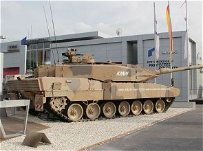 Leopard 2A7 + main battle tank urban operations data sheet specifications information description intelligence pictures photos images identification Kraus-Maffei Wegmann Germany German army defense industry