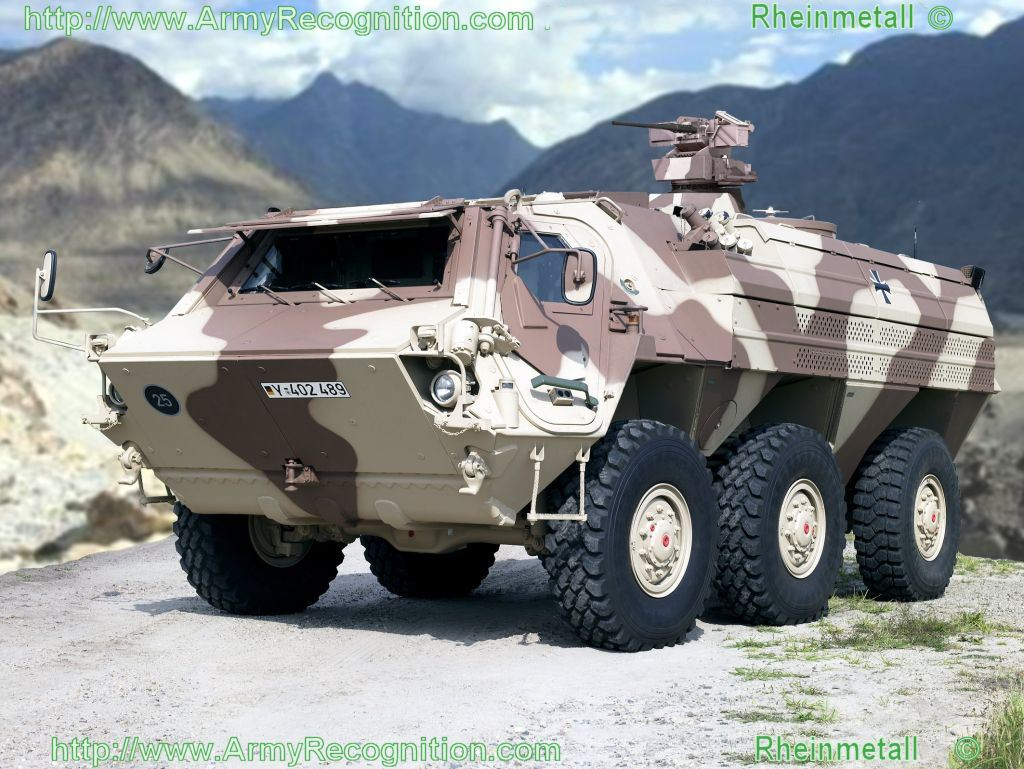 armoured vehicle personnel