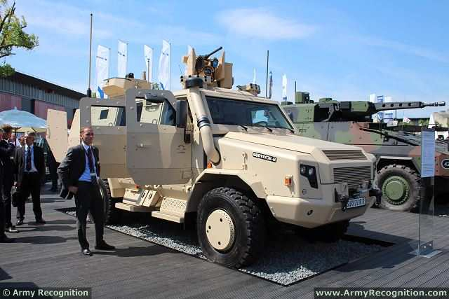 Germany's Rheinmetall MAN Military Vehicles (RMMV) and Achleitner of Austria announce the strategic cooperation between their two organisations, combining the flexibility and innovative strength of a mid-size vehicle manufacturer – Achleitner – with the global reputation, market presence and corporate resources of a leading European defence multinational, RMMV.