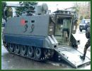 The Philippines Department of National Defense (DND) is planning to acquire 100 armored personnel carriers (APC)s and dozens of artillery equipment from Italy in support of the military's capability upgrade program. The Italian government might donate 100 units of operational M113 APCs and 25 units of operational FH70 155 mm howitzers.