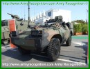 Puma 4x4 Iveco Oto Melara armoured personnel carrier technical data sheet specifications description information pictures photos images identification intelligence Italy Italian IVECO Defence Vehicles OTO Melara Defence Industry military technology