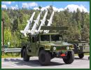 KONGSBERG, with its US partner Raytheon, has delivered the first NASAMS High Mobility Launcher (HML) to Norway. The contract was signed in November 2011 and Norway is the first country to take delivery of the new operating capability in the NASAMS air defence system.