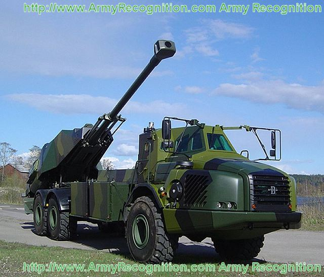 Sweden will receive its first pre-serial production BAE Systems FH-77 BW L52 Archer 155 mm self-propelled (6x6) artillery system on September 23, the Swedish Defence Materiel Administration (FMV) announced on September 23, 2013.