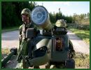 RBS 70 NG VSHORAD Very Short Range Air Defense System Missile technical data sheet information specifications intelligence description pictures photos images video identification Sweden Swedish army SAAB defence industry military technology