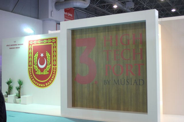 The 3rd High Tech Port Exhibition has opened its gates in Istanbul-00