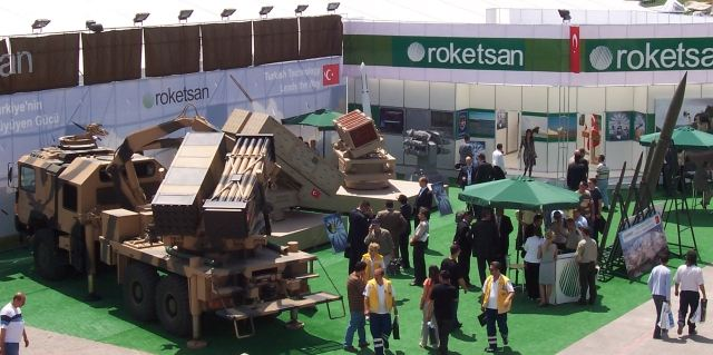 A total of 575 domestic and foreign companies from 44 countries, including Turkish Aerospace Industries, Aselsan, Roketsan, FNSS Defense Systems, Otokar and more, will gather for the defense fair IDEF 2011, which will be held next week from the 10 to 13 May 2011.