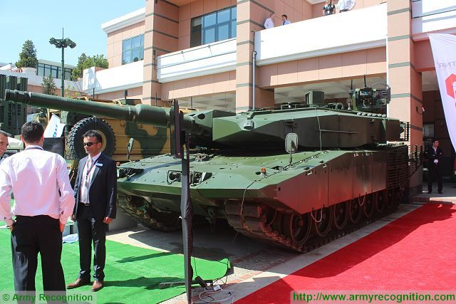 Turkish Defense Company Aselsan has developed a new upgrade solution for Main Battle Tank (MBT) to increase the lifetime of Leopard 2 main battle tanks. Next Generation Light/Medium main battle tank solution is an all-in-one upgrade package based on fully digital electronic turret infrastructure supported by maximum operational availability perspective.