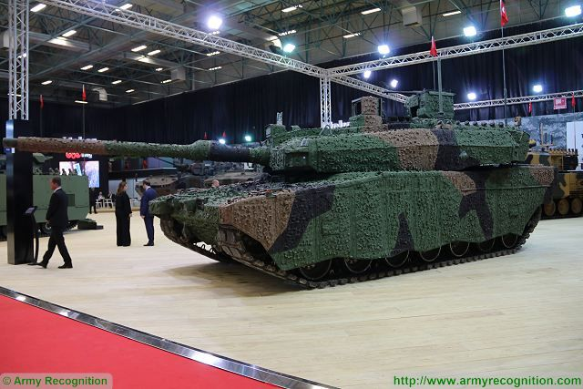 The prototype of Turkey's national main battle tank ALTAY, counting days to start serial production. Designed and developed to meet the demands and expectations of the Turkish Land Forces against present and future threats, ALTAY is the world's most modern main battle tank with its specifications.