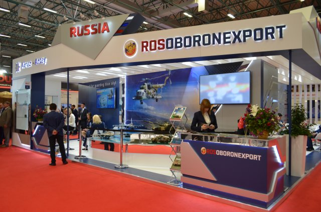 Rosoboronexport Russia and Turkey discussing new generation military hardware joint development 001