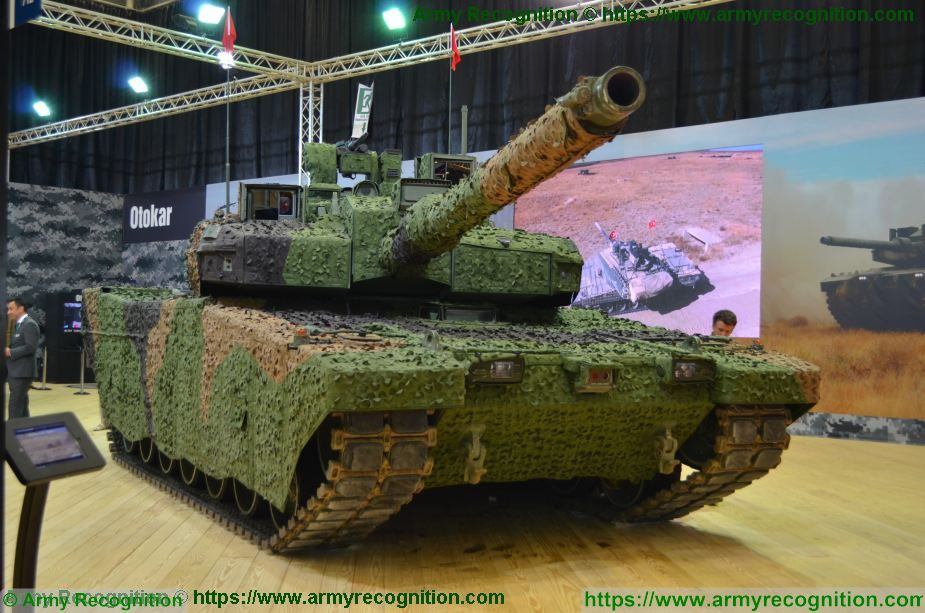 Altay MBT Main Battle Tank Turkey Turkish army defense industry military technology 925 001