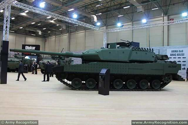 66a55b75316a Altay MBT Main Battle Tank technical data pictures video