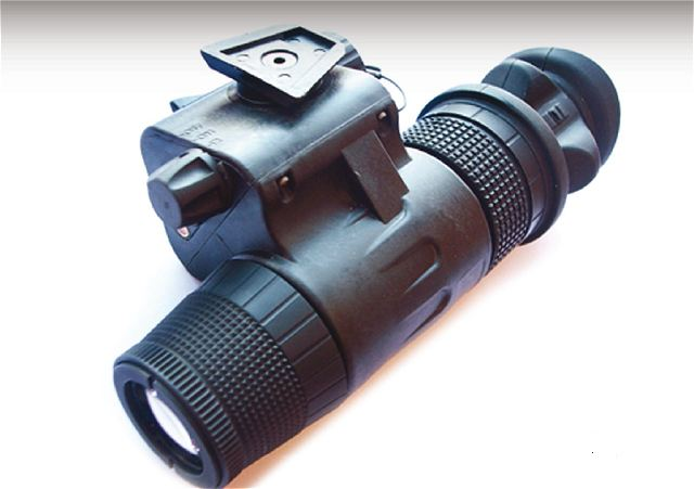 A100 night vision monocular aselsan Turkey Turkish defense industry military equipment 640 001
