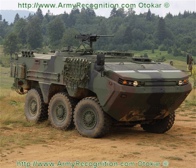 Turkish leading and largest privately owned tactical vehicles manufacturer Otokar has been awarded a $63.2 million contract for its new 6x6 tactical armoured vehicle ARMA. Deliveries are scheduled to be in 2012 and Otokar will provide spare parts and training under the contract requirements.