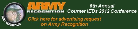 Your advertising on Army Recognition online Defence & Security magazine for request Click here