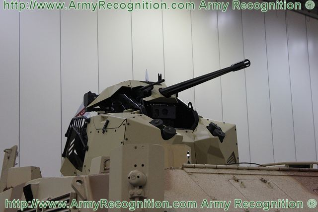 TRT-25 is a remotely operated turret designed specifically to provide self protection and ground fire support for Light Armoured Vehicles (LAVs), Mine Protected Vehicles (MPVs) and Infantry Fighting Vehicles (IFVs). While its light weight reduces overall vehicle load, the turret packs powerful combat capabilities.