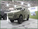 United Kingdom, London. At DSEI 2013, Iveco showcases the MPV Ambulance.. Since 2008, the MPV family has moved forward significantly, with 4x4 Ambulances and Route Clearance vehicles currently in production.