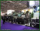 Streit Group, the world's largest privately-owned vehicle armouring company presents its full range of armoured vehicles at DSEI 2013, International Defence & Security exhibition in London, United Kingdom.